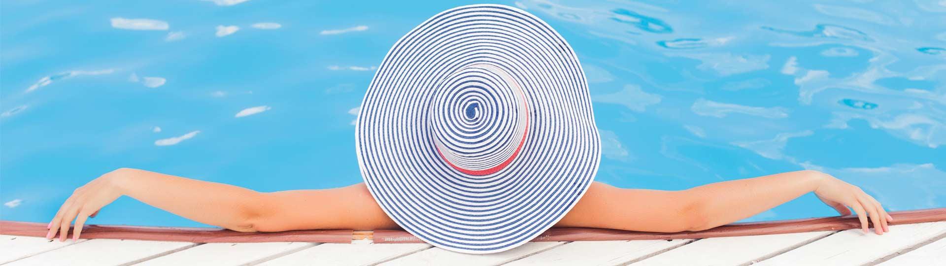 Beneficios de la natación y la piscina en las embarazadas