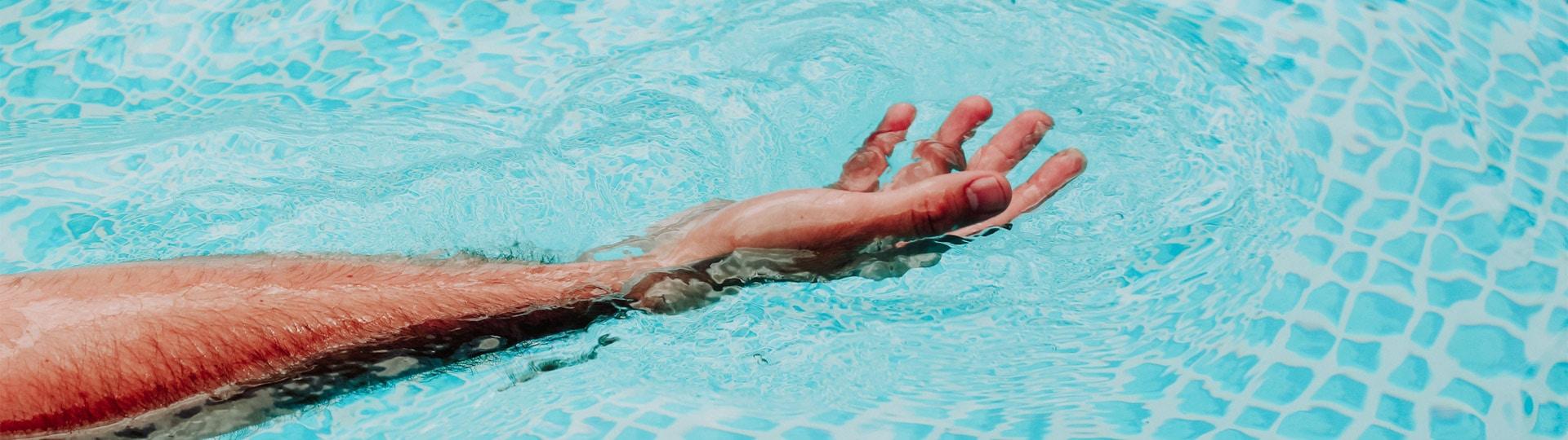 Mantenimiento de una piscina en invierno