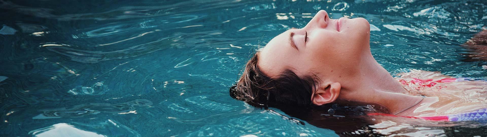 La mejor temperatura para el agua de tu piscina
