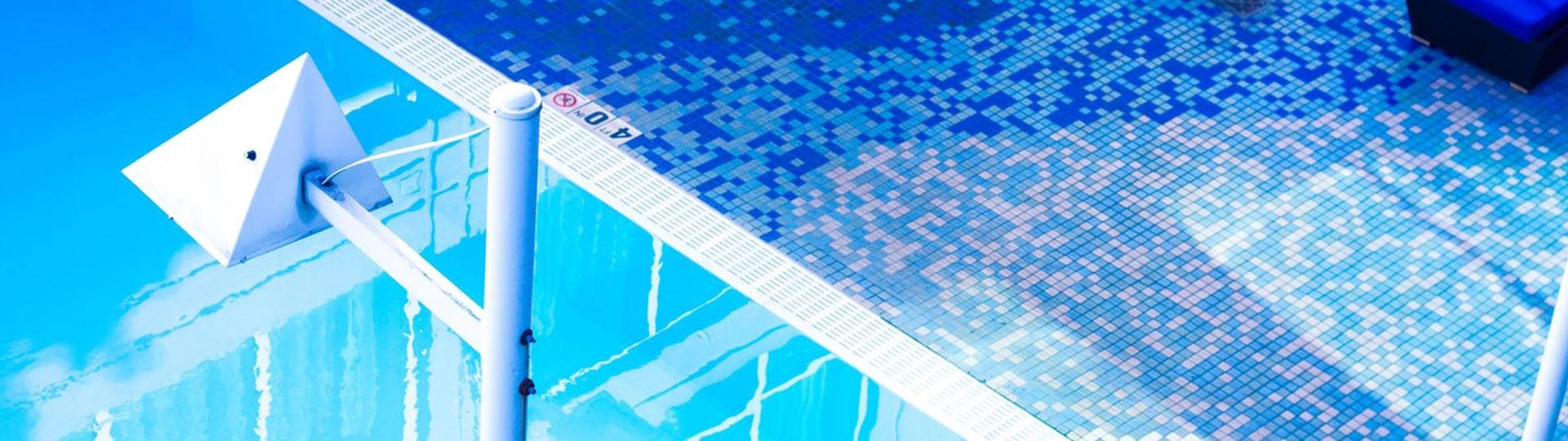 Tipos de duchas de piscina