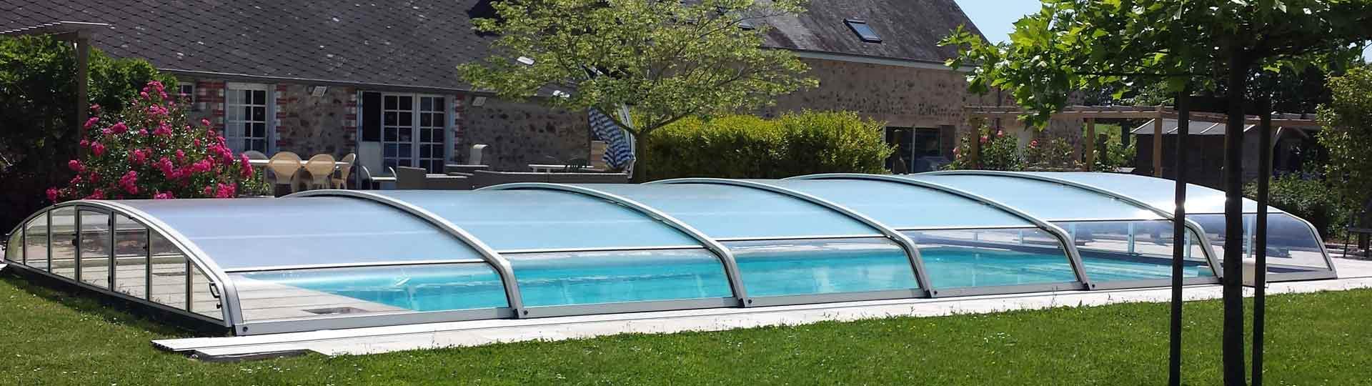 Ventajas de instalar una cubierta baja de piscina